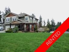 Sooke Add New Value ... for rent:  4 bedroom 3,100 sq.ft. (Listed 2016-05-01)